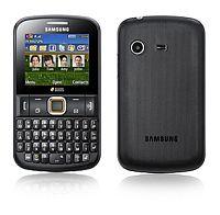Usuñ simlocka kodem z telefonu Samsung Chat 222