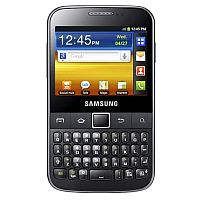 Usuñ simlocka kodem z telefonu Samsung Galaxy Y Pro B5510