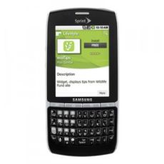 Usuñ simlocka kodem z telefonu Samsung Replenish