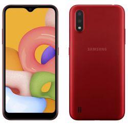 Usuñ simlocka kodem z telefonu Samsung Galaxy A01