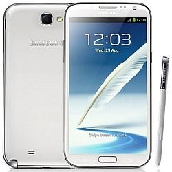 Usuñ simlocka kodem z telefonu Samsung Galaxy Note II