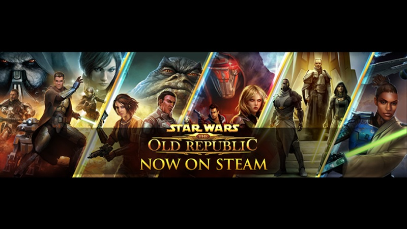 Stare ale jare MMO Star Wars: The Old Republic od teraz dostêpne na Steam