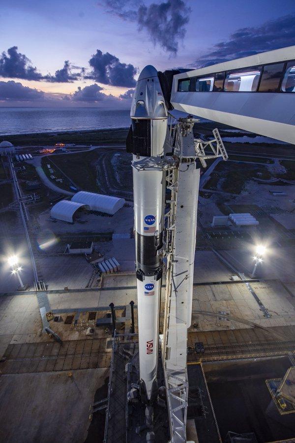 Ju¿ dzi¶ odbêdzie siê pierwszy od 9 lat amerykañski lot w kosmos