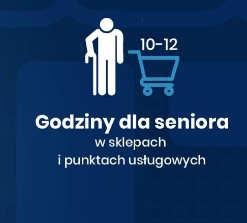 Godziny dla seniorów nie bêd± obowi±zywaæ w Wigiliê. ¦wiêta i koronawirus