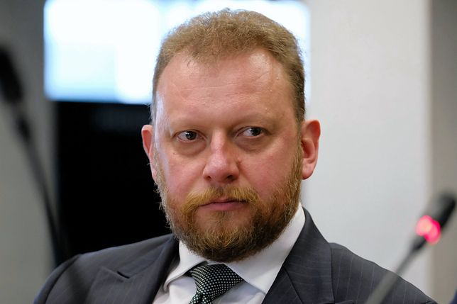 By³y minister zdrowia £ukasz Szumowski zara¿ony koronawirusem. Ha!