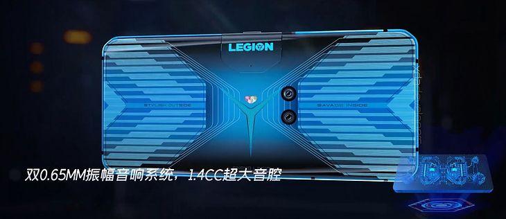 Lenovo Legion. Nowe informacje na temat smartfonu dla graczy