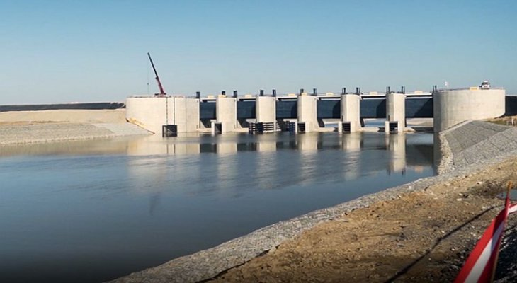 Ukoñczono budowê najwiêkszego zbiornika przeciwpowodziowego w Polsce