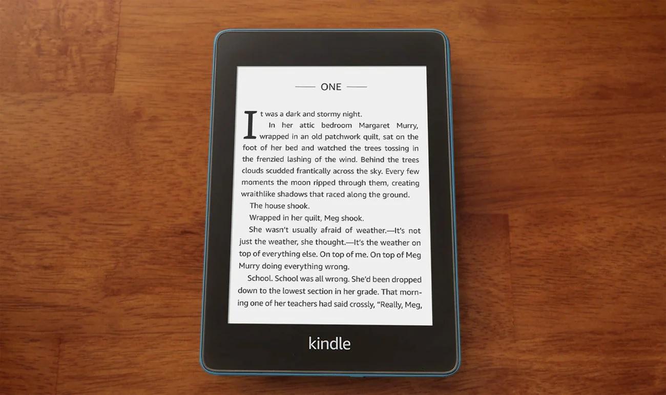 Czytniki Kindle Paperwhite 4-tej generacji do kupieia w promocyjnych cenach