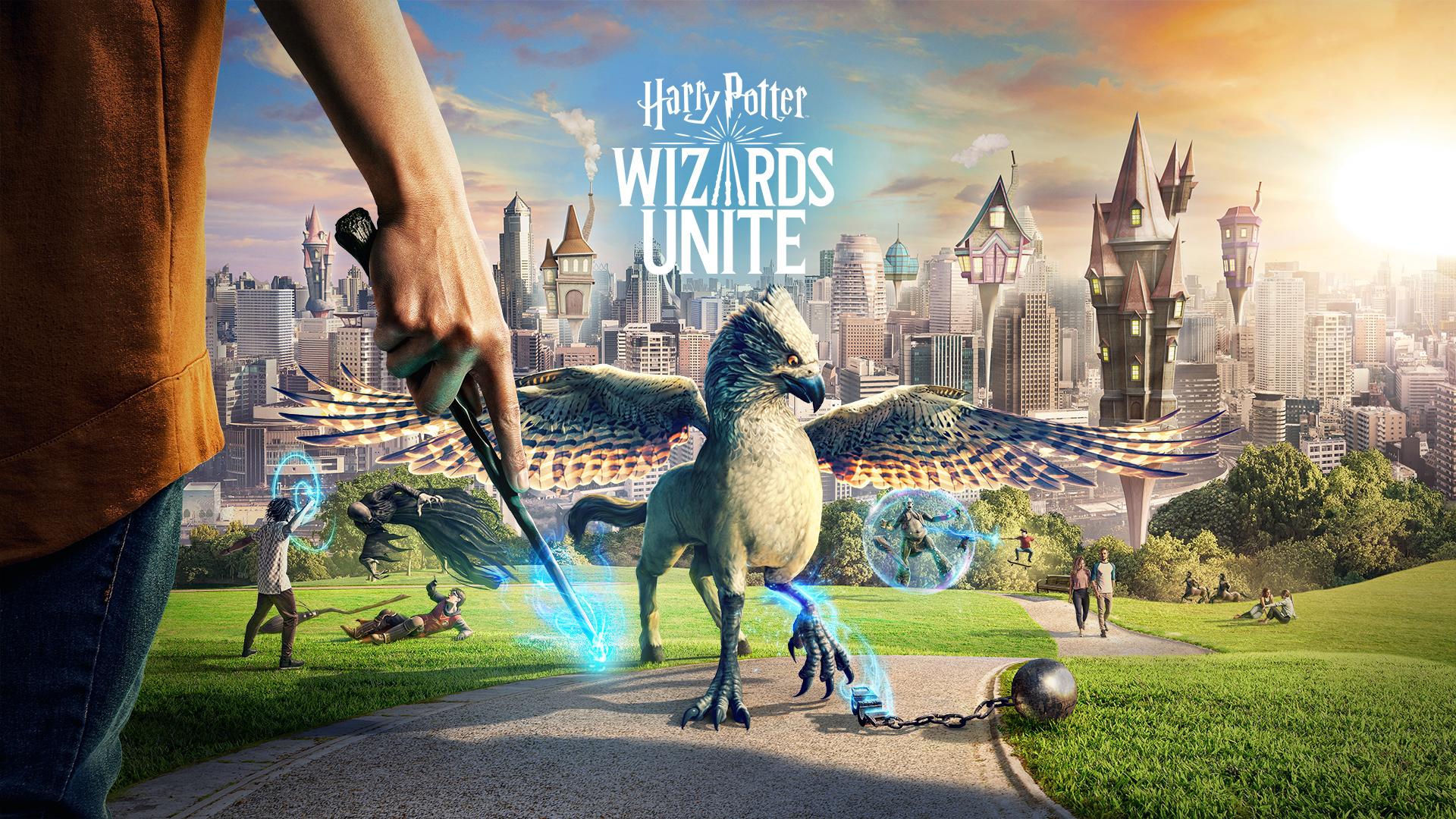 Harry Potter: Wizards Unite, gra mobilna i amerykañski szpieg