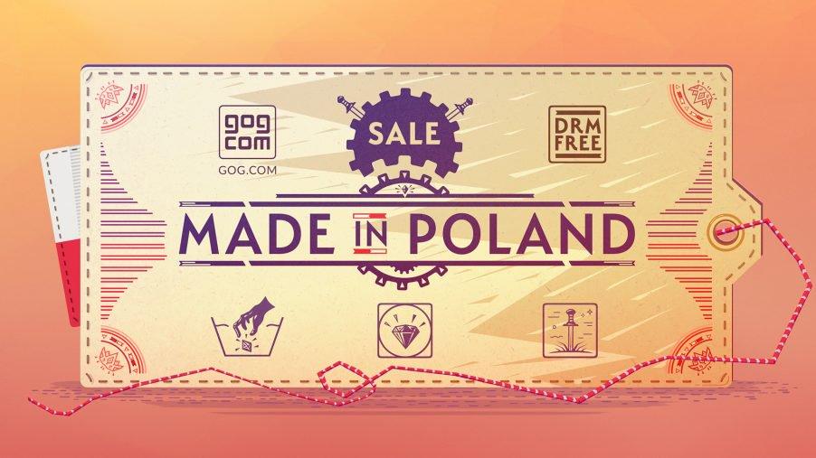Dobre, bo polskie gry, czyli wielka promocja na polskie tytu³y w GOG
