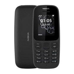 Usuñ simlocka kodem z telefonu Nokia 105 (2019)