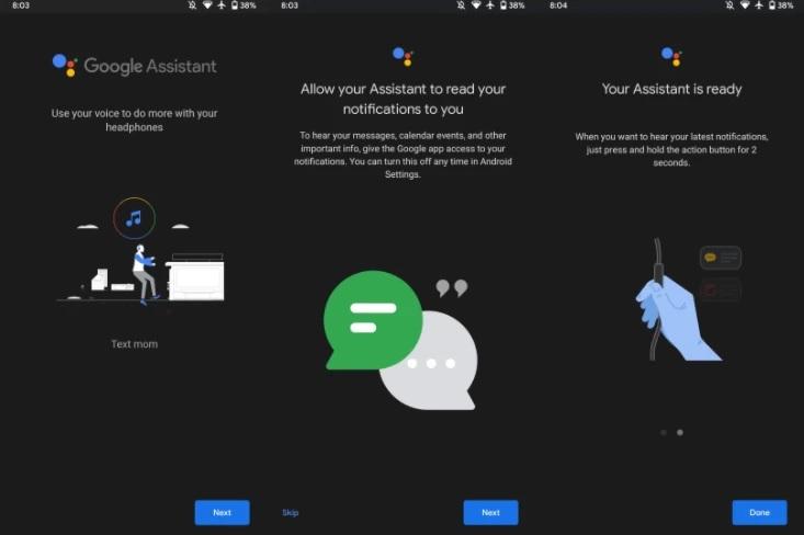 Asystent Google otrzyma³ funkcjê odczytywania powiadomieñ