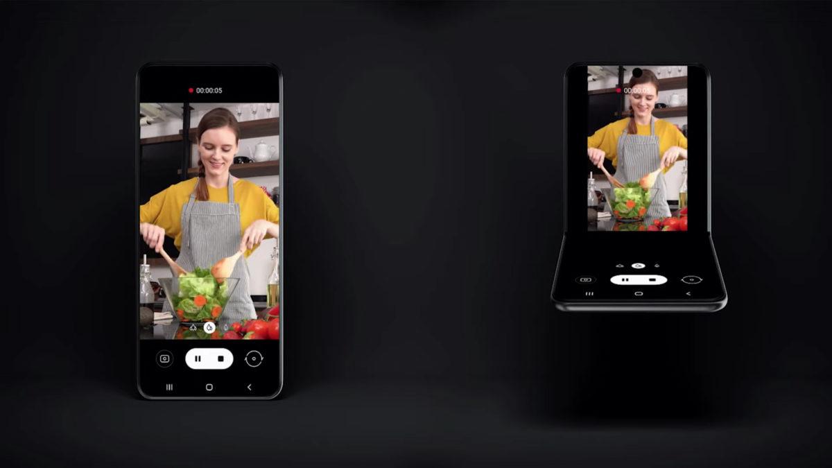 Kolejne przecieki na temat Galaxy Z Flip. Szczegó³y na temat aparatu i innych