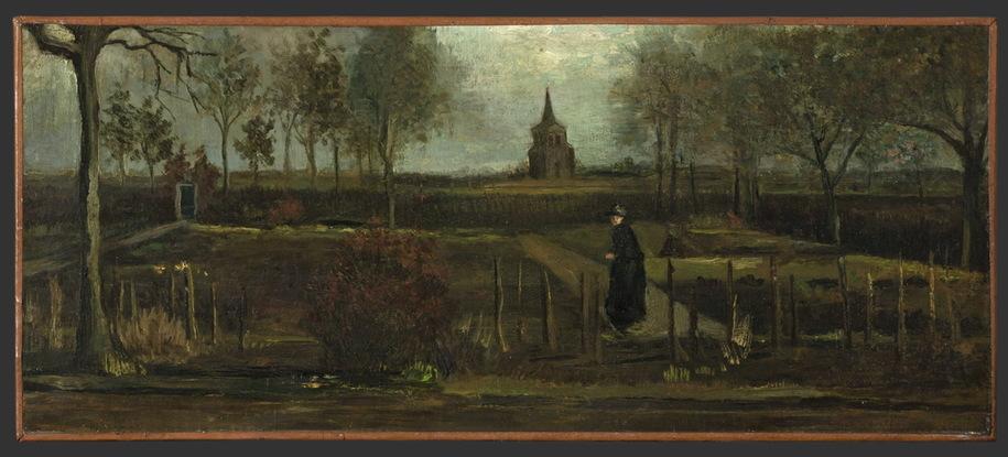 Poszukiwany ¿ywy i nieuszkodzony: obraz Vincenta Van Gogha