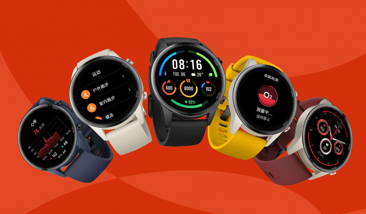 Mi Watch Color Sports Edition, czyli nowy sportowy smartwatch od Xiaomi