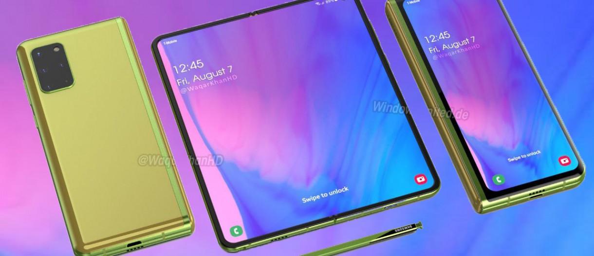 W sieci pojawi³y siê rendery Samsung Galaxy Fold 2