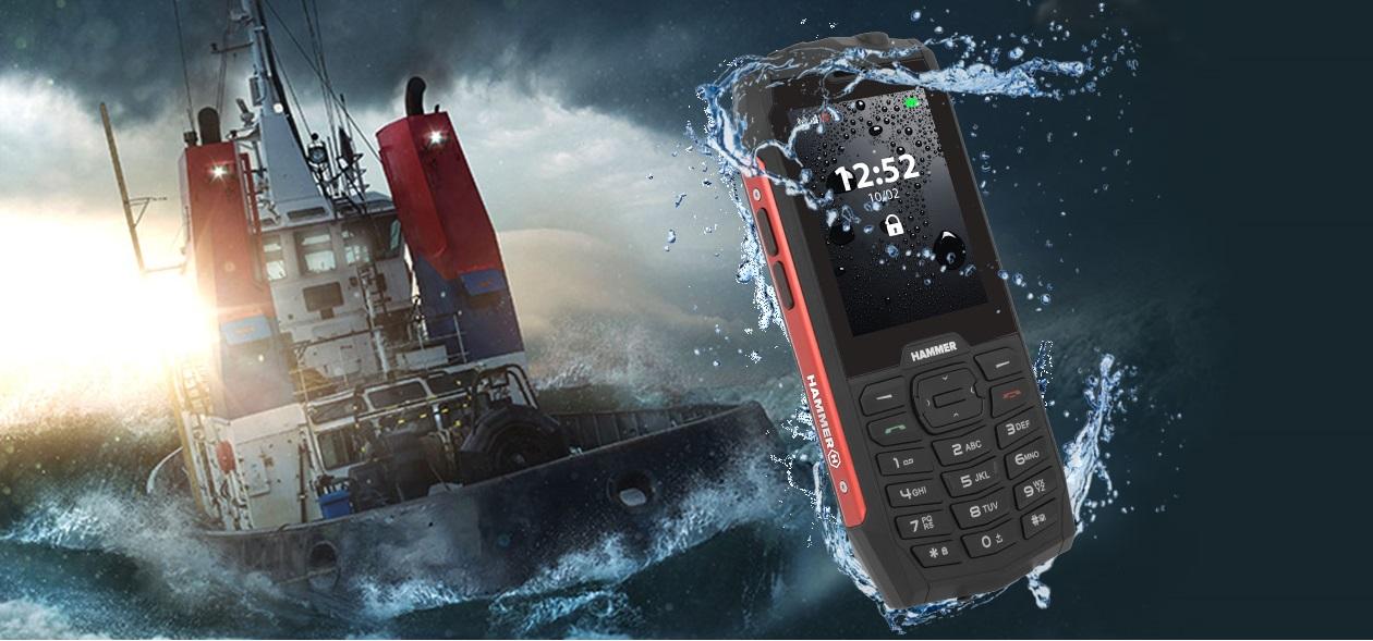 HAMMER 4 Plus, czyli telefon dla wymagaj±cych odporno¶ci