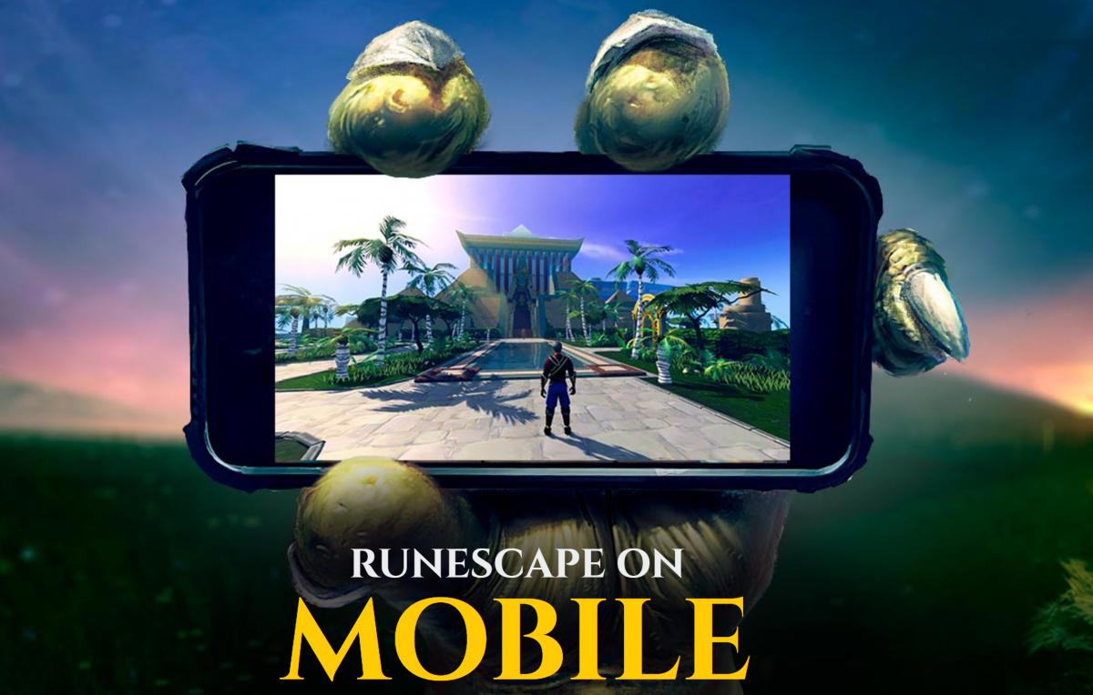 RuneScape dostêpne na polskim Google Play