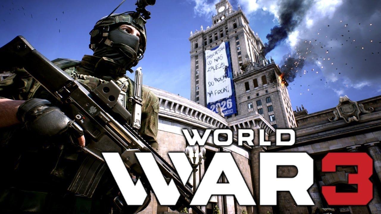 World War 3, czyli wirtualne przemodelowanie Pa³acu Kultury
