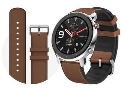 Wodoszczelny smartwatch Huami Amazfit GTR do kupienia w promocyjnej cenie