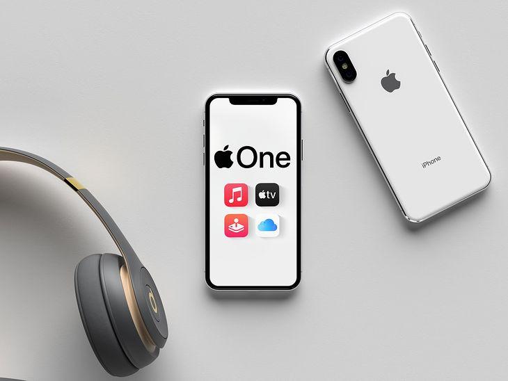 Pakiet Apple One jednym z najtañszych w historii Jab³ka
