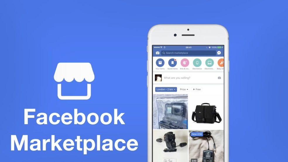 W Facebook Marketplace za jaki¶ czas zap³acisz kart±