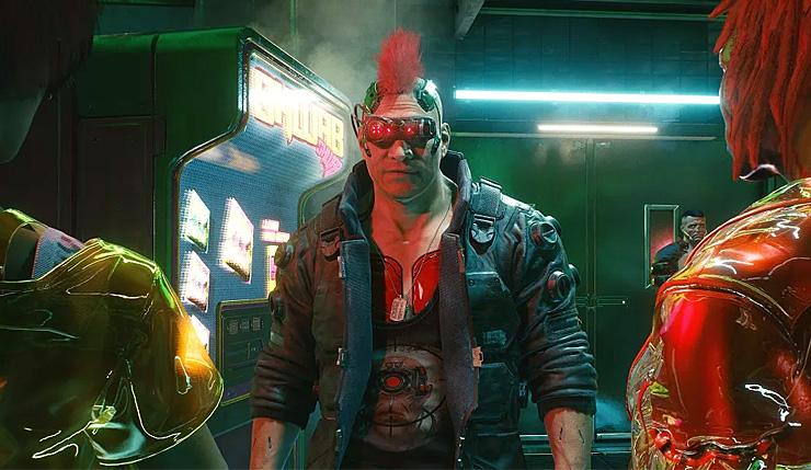 Do premiery Cyberpunk 2077 jeszcze dwa miesi±ce, a pierwszy gracz ju¿ zdoby³ w nim platynowe osi±gniêcie