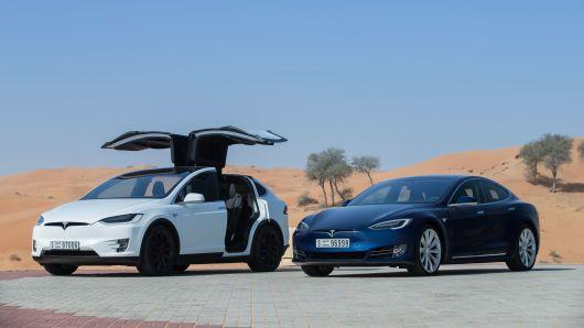 Tesla zatrzymuje sprzeda¿ modeli S i X