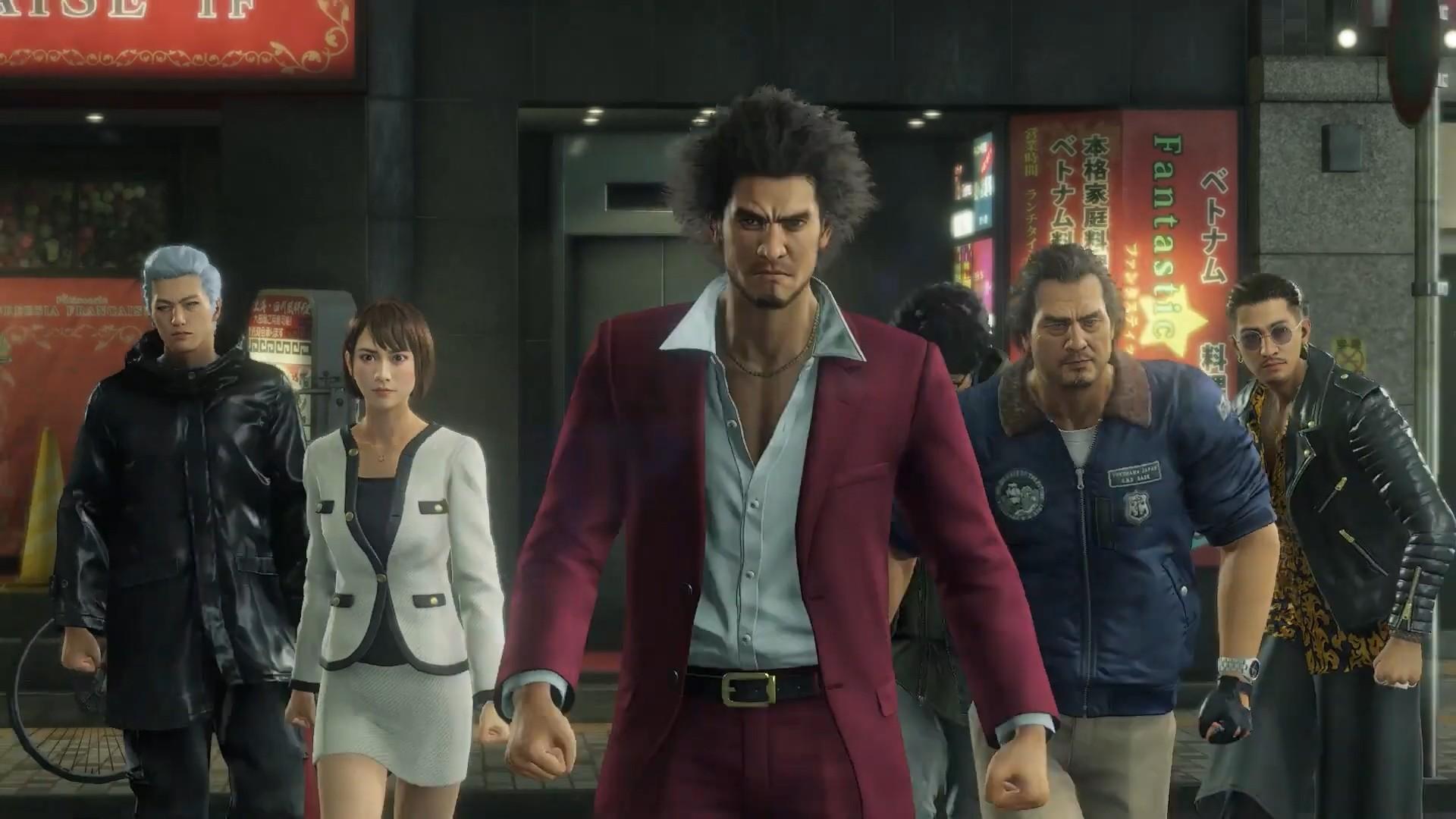 Yakuza: Like A Dragon, wymagania sprzêtowe