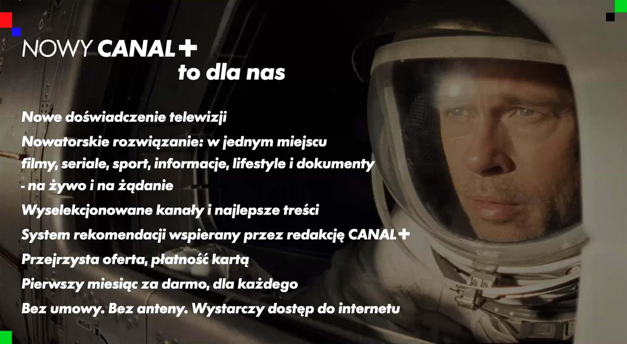 Canal Plus uruchamia w³asny serwis VOD. Jest cennik. Konkurencja z Netflixem?
