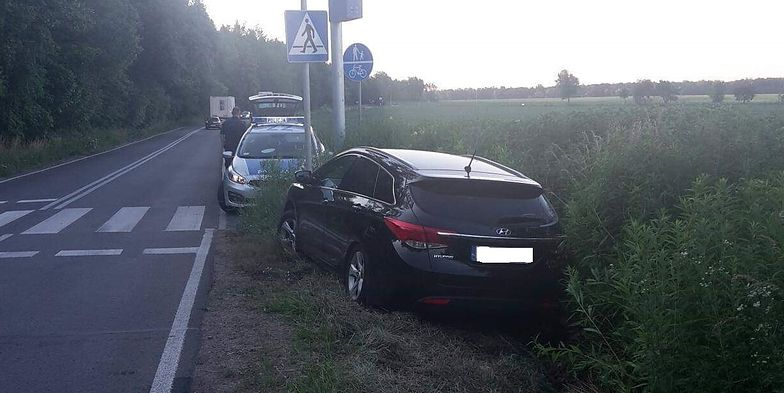 Jak nie organizowaæ wakacji, czyli 14-latek ukrad³ auto, rozbi³ je i uciek³