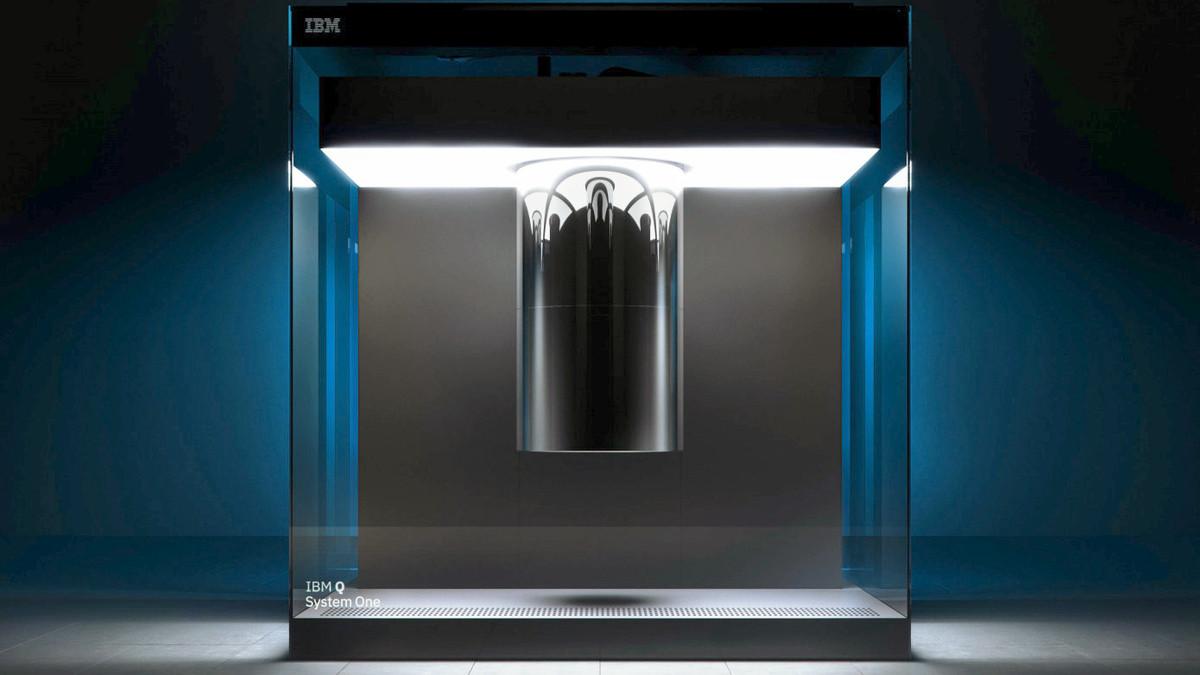 IBM Q System One, czyli powsta³ pierwszy komercyjny komputer kwantowy