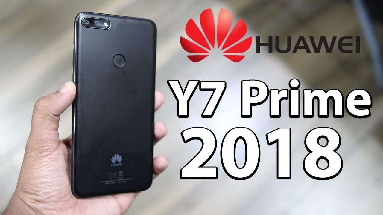 Huawei Y7 Prime 2018, Y6 Prime 2018, Y6 2018 I Y5 2018 dostêpne w Polsce. Ceny