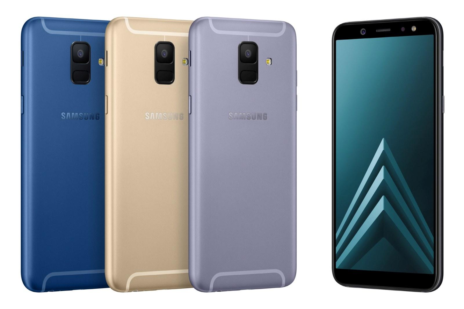 Samsung Galaxy A6 i A6 Plus oficjalnie. Znamy specyfikacjê