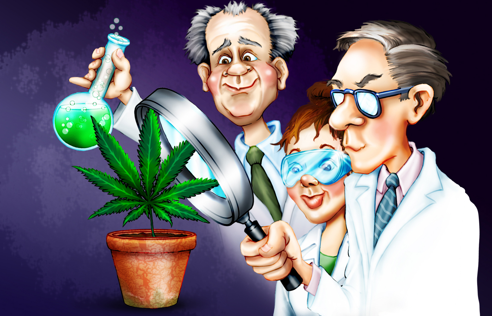 Amerykañscy naukowcy odkryli, ¿e palenie marihuany przed prac± nie wp³ywa na efektywno¶æ wykonywania zadañ