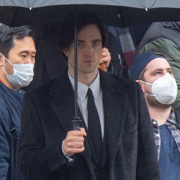 """W sieci pojawi³y siê nowe zdjêcia z planu filmu """"The Batman"""""""