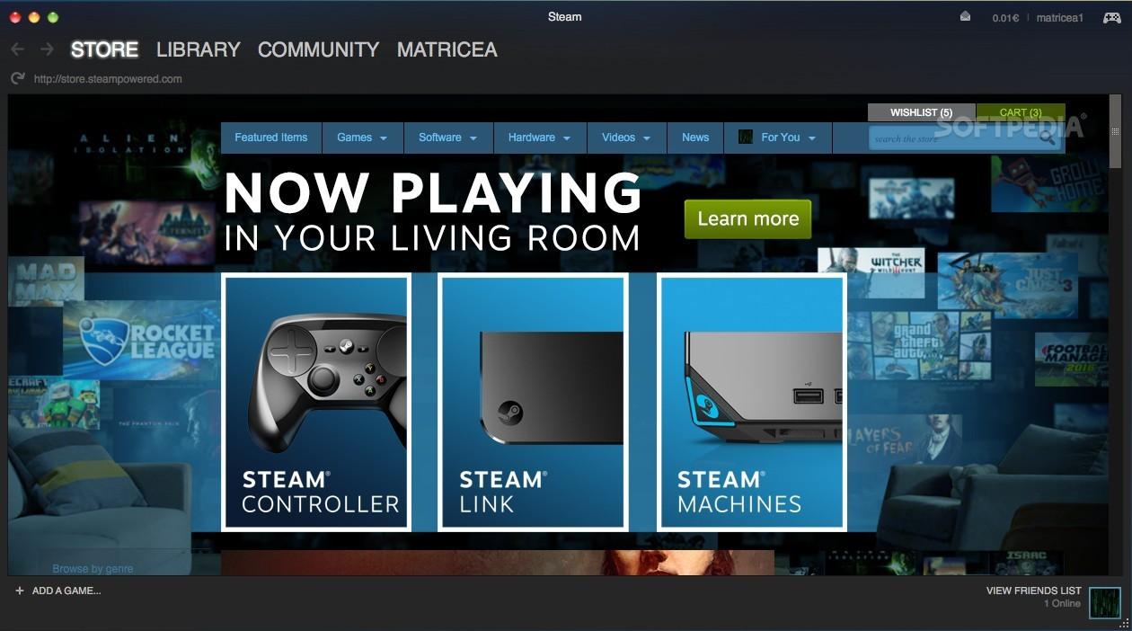 Steam za chwilê wyda apkê Link. Zagrasz w swoje gry PC bez siedzenia przed komputerem