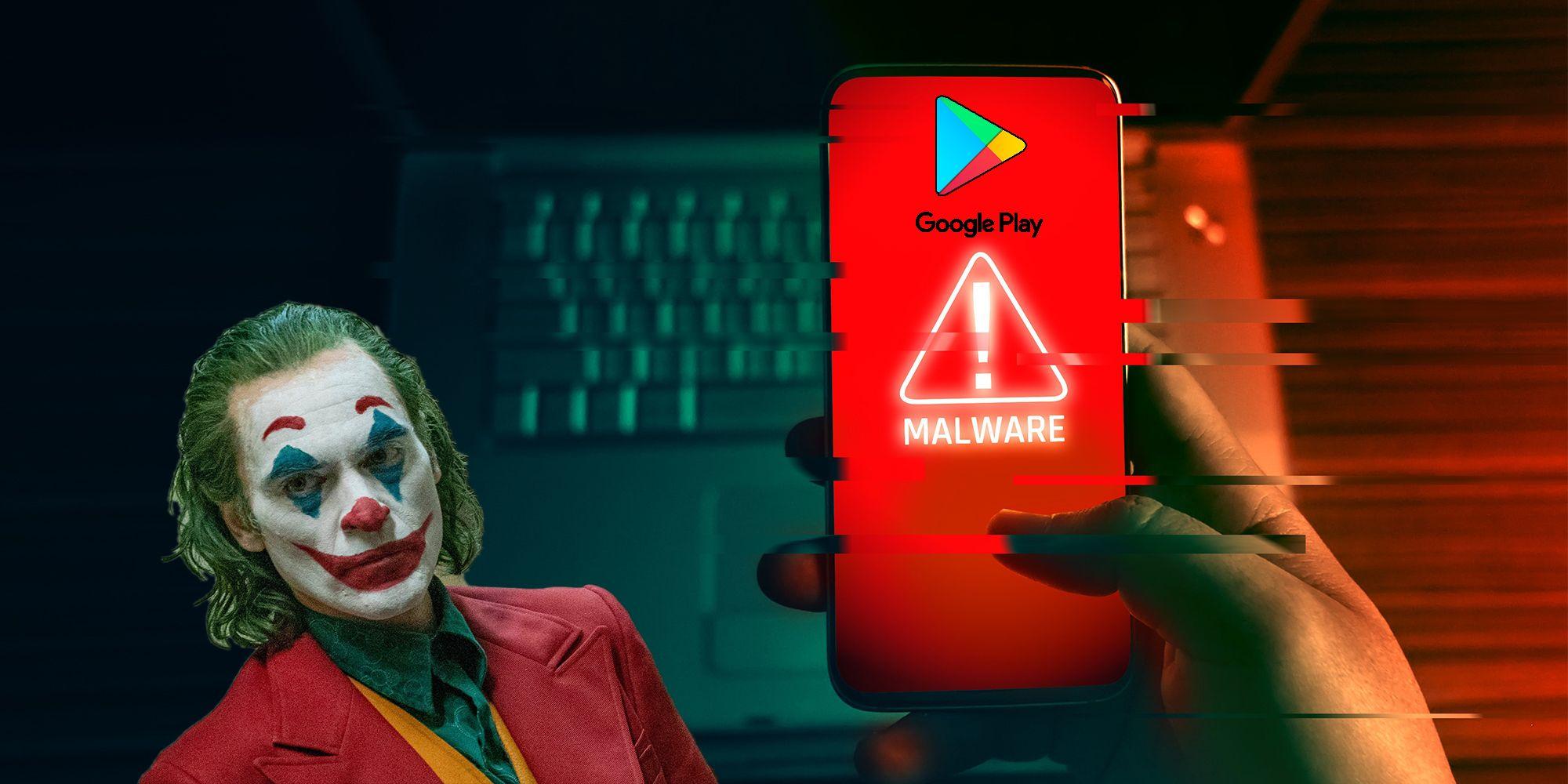Malware Joker zainfekowa³ przynajmniej 11 aplikacji Google Play