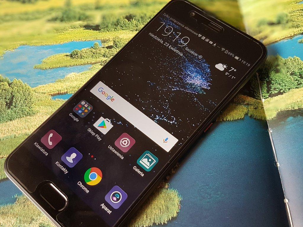 Huawei P10 i P10 Plus otrzyma³y du¿± aktualizacj±