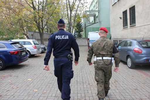 ¯andarmeria wojskowa bêdzie patrolowaæ ulice razem z policj±?