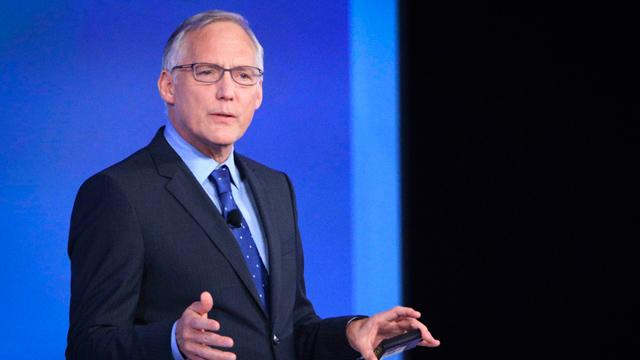 John Frank, wiceszef Microsoftu, na konferencji CYBERSEC w Polsce. Fajnie?