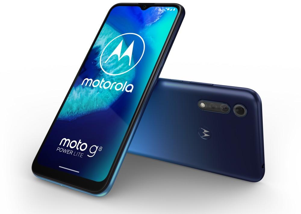 Poznali¶my specyfikacjê Motorola Moto G8 Power Lite