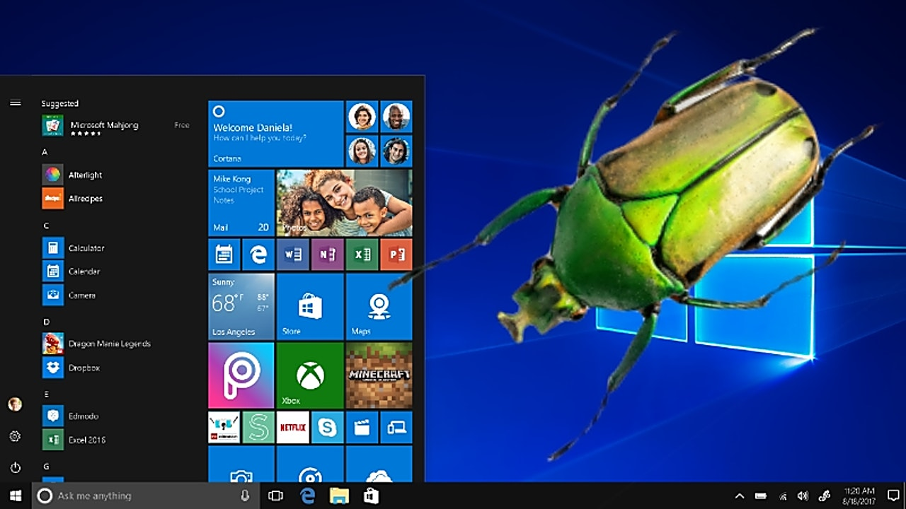 O, super, kolejny powa¿ny b³±d w Windows 10