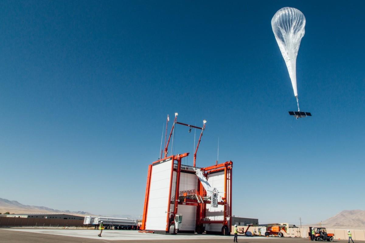 Kenia ma internet z balonu