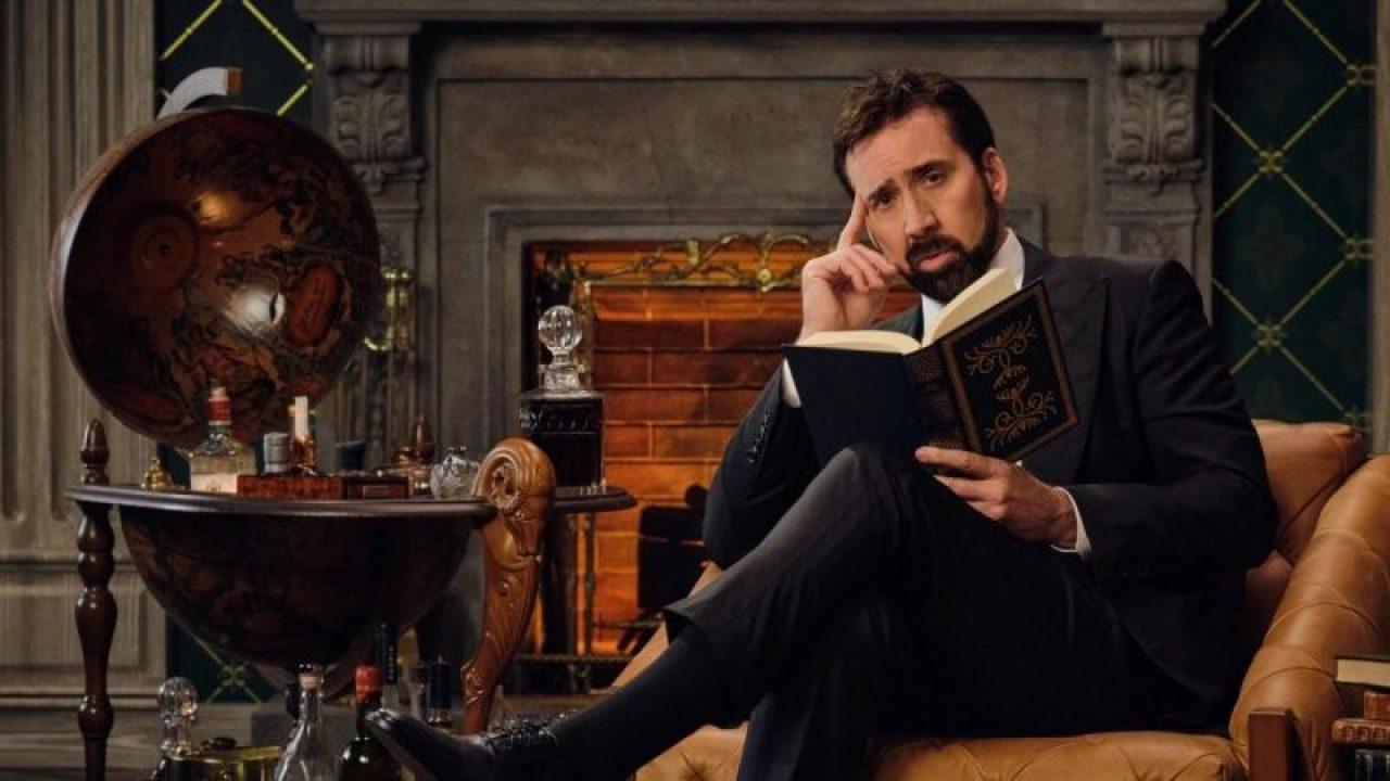 """""""Historia Wulgaryzmów"""", czyli Nicolas Cage przeklina na Netflix"""
