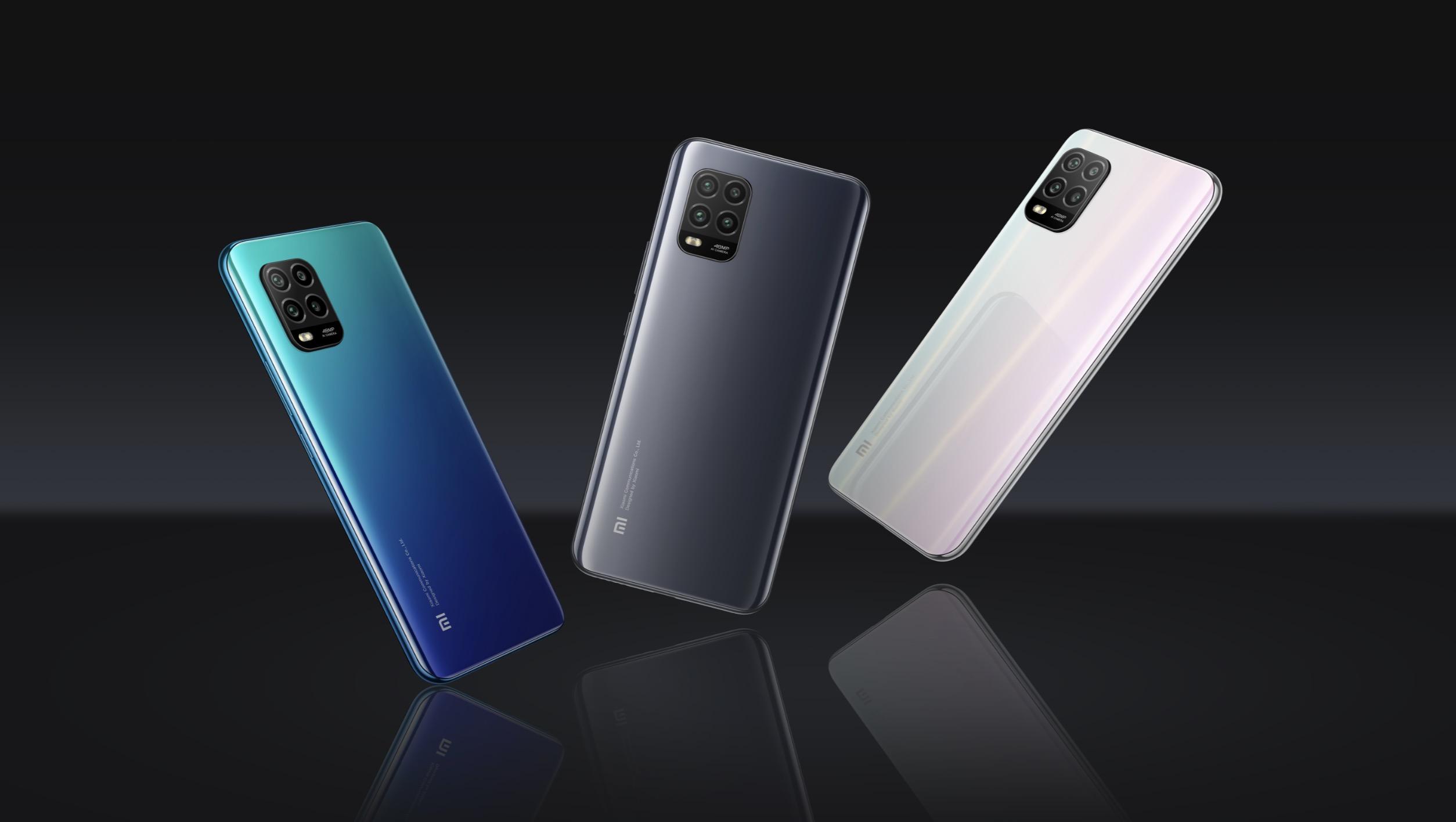 Xiaomi Mi 10 Lite 5G ju¿ dzi¶ dostêpny w polskich sklepach