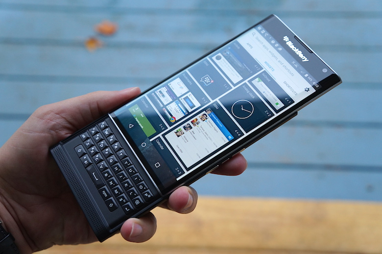 Niespodzianka! BlackBerry Priv dostaje aktualizacjê
