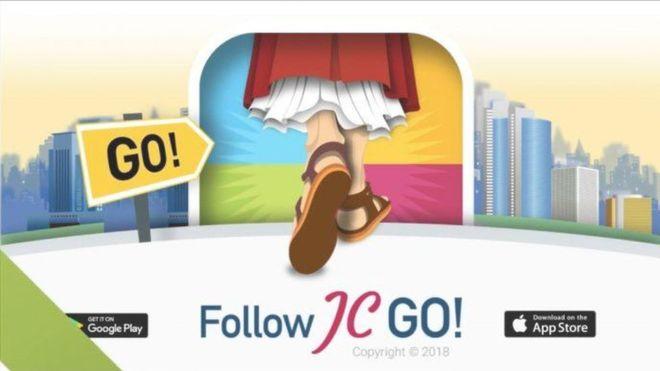 Follow JC GO, czyli Pokemony po bo¿emu