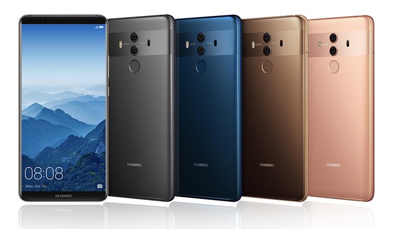Znamy datê wydania Androida 9 Pie dla Huawei Mate 10 i P20