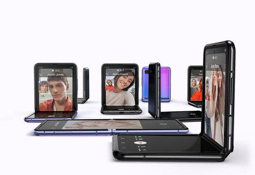 Samsung Galaxy Z Flip ma szklany ekran? Dziwne dzi¶ robi± szk³o - takie, które da siê zarysowaæ paznokciem